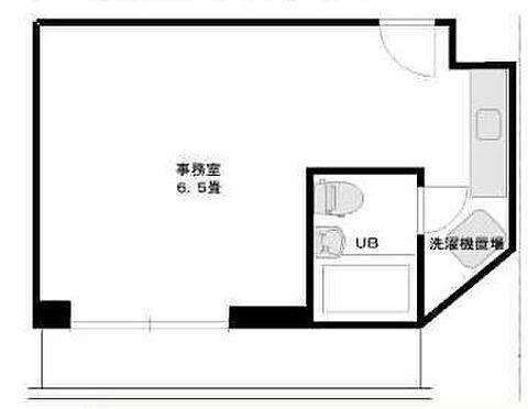 区分マンション-渋谷区代々木2丁目 間取り