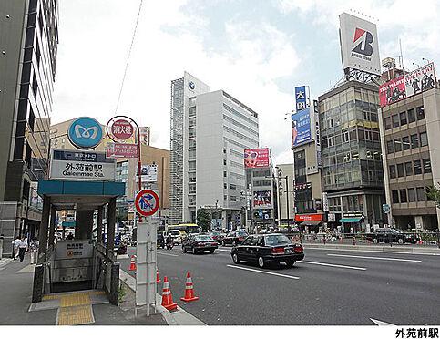 アパート-港区南青山4丁目 外苑前駅(現地まで560m)