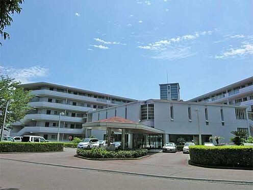 中古マンション-伊東市富戸 [マンション外観]リゾートを感じさせる外観です。