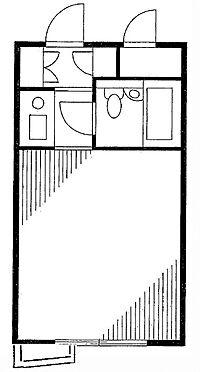 マンション(建物一部)-川崎市中原区上丸子八幡町 間取り