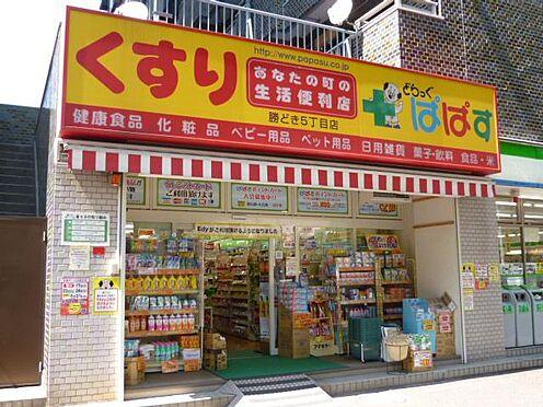 中古マンション-中央区勝どき5丁目 どらっぐ ぱぱす 勝どき5丁目店(213m)