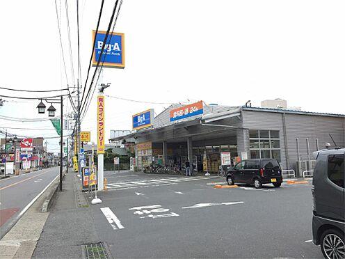土地-富士見市西みずほ台3丁目 Big-A富士見東みずほ台店(878m)