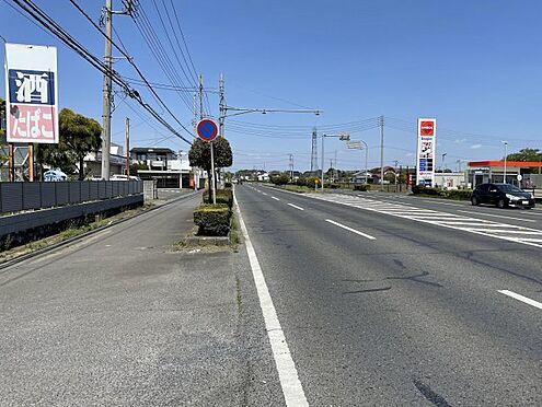 店舗(建物全部)-水戸市青柳町 接道
