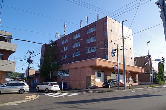 マンション(建物全部)-札幌市南区南沢四条3丁目 外観
