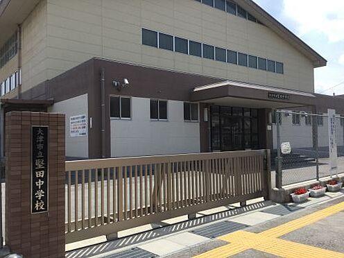 中古マンション-大津市今堅田2丁目 【中学校】堅田中学校まで1021m
