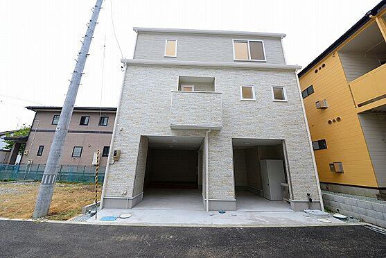 新築一戸建て-仙台市宮城野区萩野町3丁目 外観