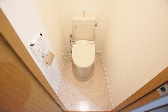 中古マンション-葛飾区四つ木5丁目 トイレ