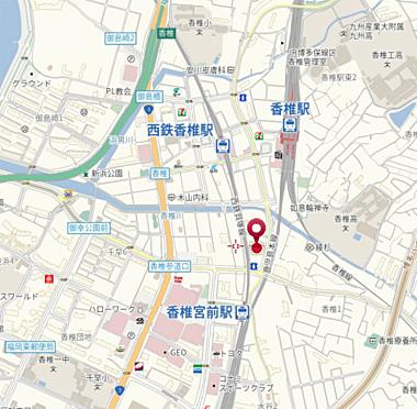 マンション(建物一部)-福岡市東区香椎駅前1丁目 その他