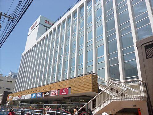 土地-鎌倉市小袋谷1丁目 西友 大船店(754m)
