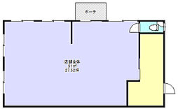 近江鉄道近江本線 水口駅 徒歩17分