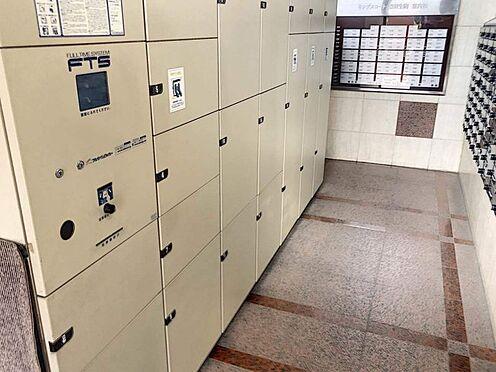 中古マンション-豊田市生駒町大坪 宅配BOXあり!不在時に荷物が受け取れるのは嬉しいですね♪