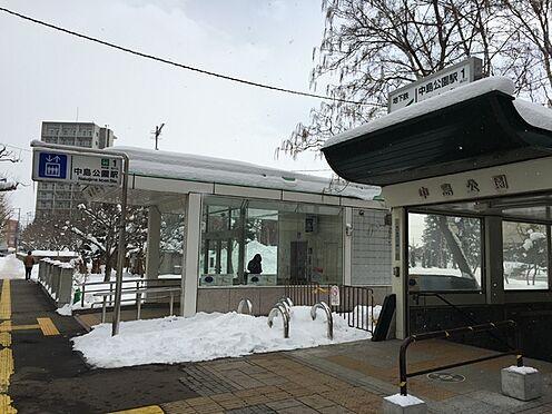 区分マンション-札幌市中央区南九条西3丁目 地下鉄南北線「中島公園」駅まで220m、地下鉄南北線「中島公園」駅