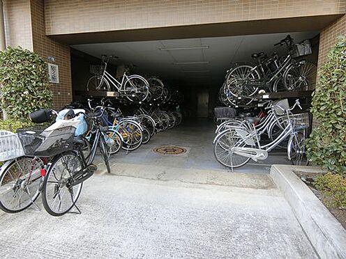 マンション(建物一部)-越谷市千間台西1丁目 駐輪場があります。