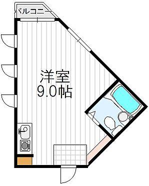 マンション(建物全部)-大阪市東住吉区田辺6丁目 1号室タイプ