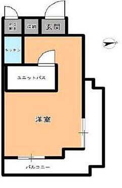マンション(建物一部)-横浜市港南区港南中央通 間取り