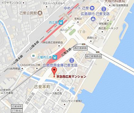 マンション(建物一部)-広島市西区己斐本町1丁目 その他