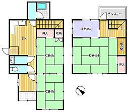 近江鉄道近江本線 水口石橋駅 徒歩8分