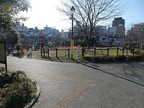 区分マンション-新宿区市谷台町 富久さくら公園(480m)