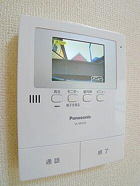 アパート-さいたま市桜区田島4丁目 TVモニターホーン