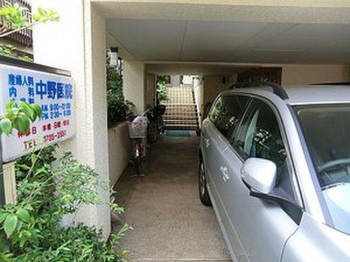 アパート-世田谷区玉堤1丁目 周辺環境:中野医院
