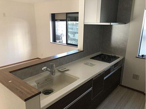 新築一戸建て-大田区中央5丁目 キッチン