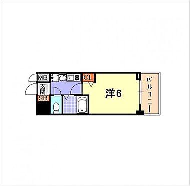 マンション(建物一部)-神戸市中央区元町通6丁目 間取り