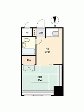 マンション(建物一部)-札幌市中央区南2丁目 間取り
