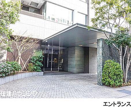 中古マンション-千代田区六番町 玄関