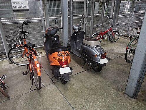 マンション(建物一部)-京都市中京区壬生朱雀町 バイク・自転車置場あり