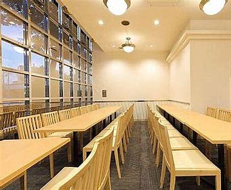 ホテル-豊中市三国2丁目 食堂