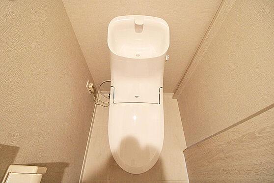 中古マンション-杉並区高井戸東2丁目 トイレ
