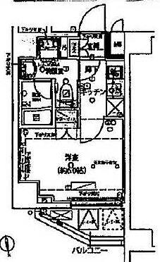 マンション(建物一部)-足立区綾瀬6丁目 間取り
