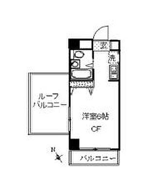 マンション(建物一部)-横浜市保土ケ谷区天王町1丁目 間取り