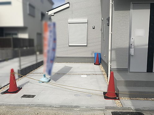 新築一戸建て-神戸市垂水区北舞子1丁目 駐車場