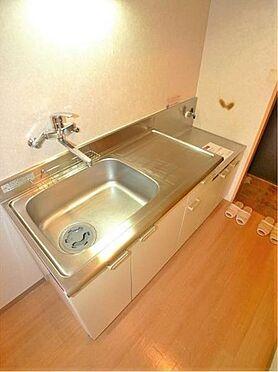 マンション(建物全部)-新座市大和田5丁目 キッチン