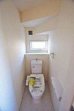 新築一戸建て-仙台市宮城野区福室4丁目 トイレ