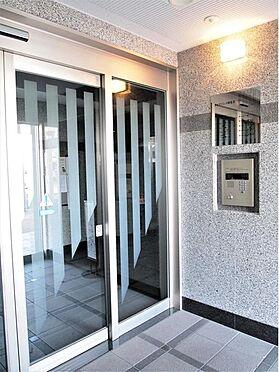 マンション(建物一部)-名古屋市天白区古川町 共用部 防犯面でも安心のオートロック付 H30.4月撮影