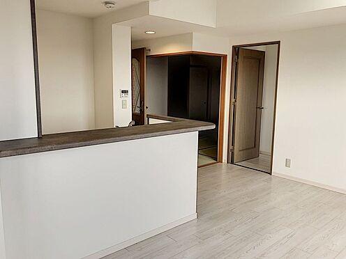 区分マンション-豊田市山之手8丁目 LDKは約10.3帖の広さ!洋室、和室が隣接しておりお子様のお部屋にもおすすめです。