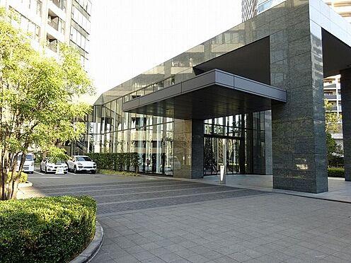 中古マンション-江東区豊洲3丁目 車寄せのあるエントランス