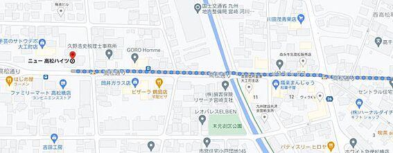 区分マンション-宮崎市大工3丁目 その他
