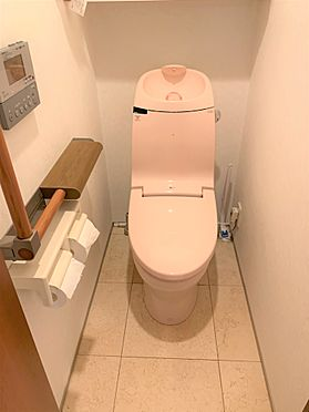 中古マンション-新宿区新宿7丁目 温水洗浄便座