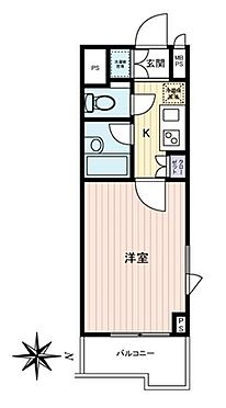 マンション(建物一部)-練馬区中村南1丁目 間取り