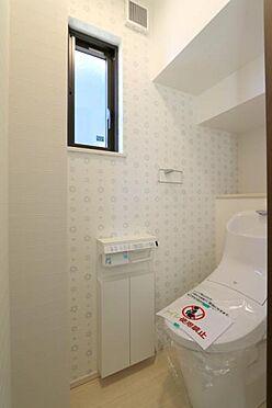 新築一戸建て-仙台市泉区将監7丁目 トイレ