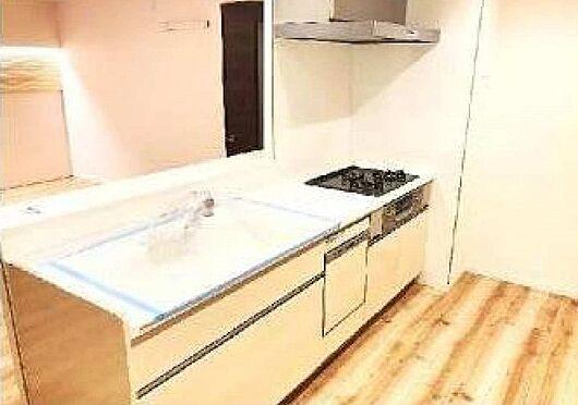 中古マンション-港区芝浦4丁目 対面式キッチン