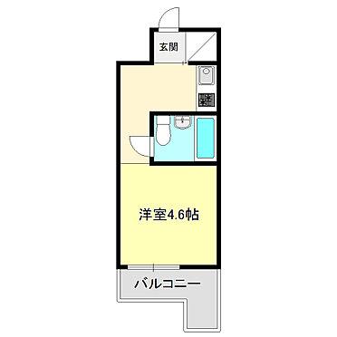 中古マンション-和歌山市三木町堀詰 間取り