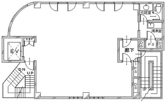 ビル(建物全部)-豊島区池袋2丁目 間取り図