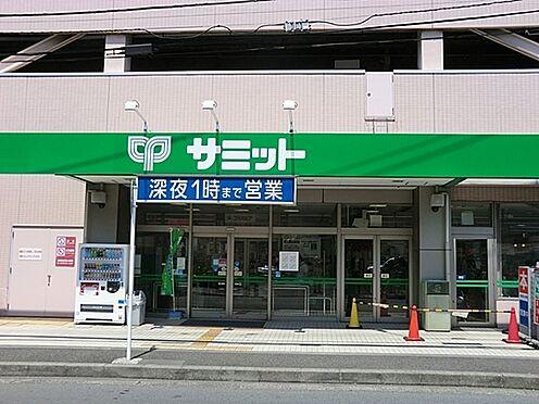 建物全部その他-横浜市港北区師岡町 サミットストア菊名店まで800m