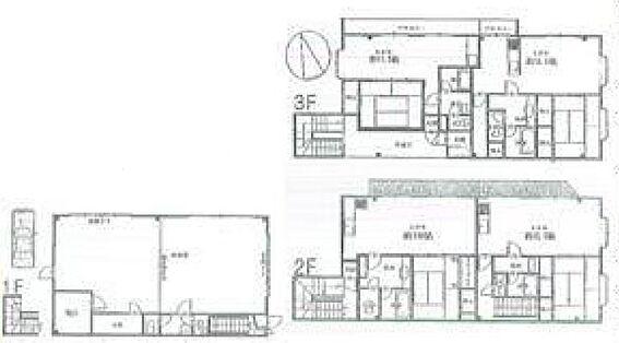 マンション(建物全部)-柏市豊四季 間取り図