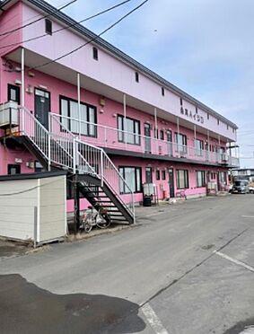アパート-釧路市大楽毛南2丁目 外観