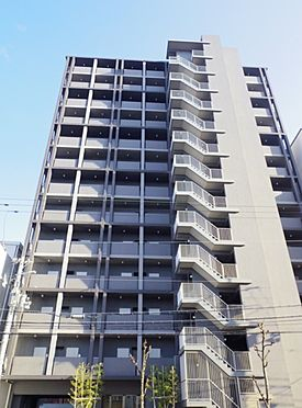 マンション(建物一部)-大阪市淀川区十三東1丁目 シックな印象の佇まい